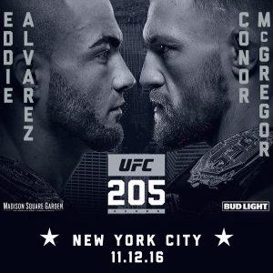 UFC 205 - Alvarez vs. McGregor @ Irish Embassy Pub & Grill